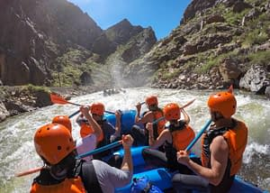 Rafting the Royal Gorge on the Arkansas River