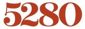 5280 magazine logo