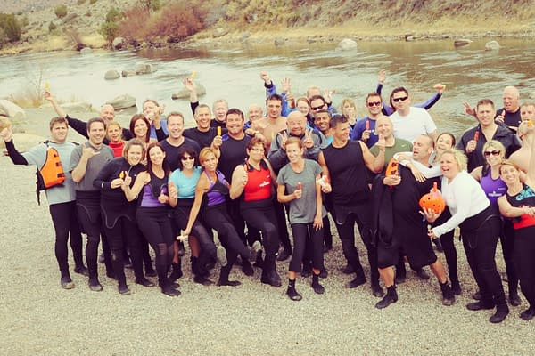 Echo Canyon's Signature Team Building Experience - Battle of the Bighorn