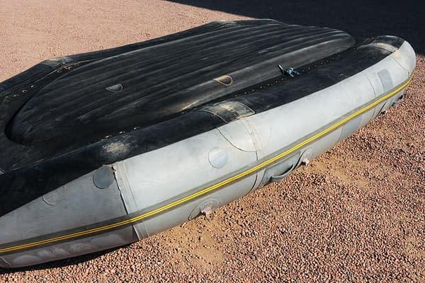 14 foot Avon raft for sale - McCloud-11