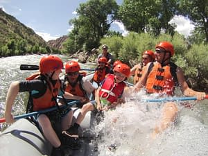 Royal Gorge region rafting
