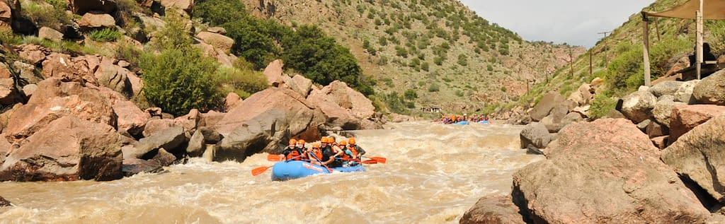Royal Gorge Rafting, royal gorge