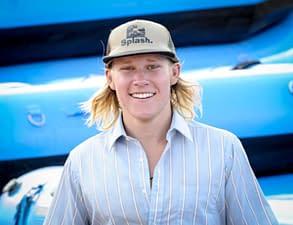 Raft Guide Karson