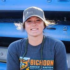 Raft Guide Bridget