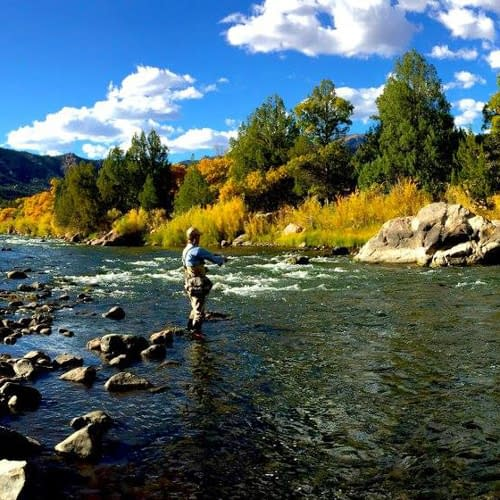 Fishing the Arkansas River with Royal Gorge Anglers