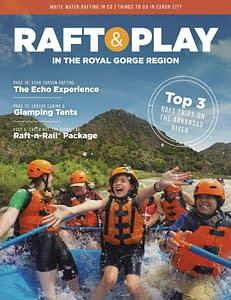 Rafting Magazine view