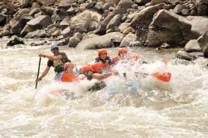 Royal Gorge Rafting, whitewater rafting, white water rafting