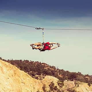 Royal Gorge Zipline and Raft