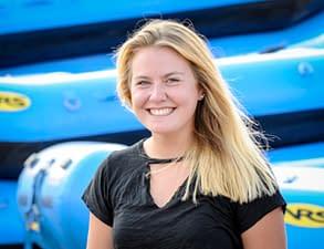 Raft Guide Mikayla