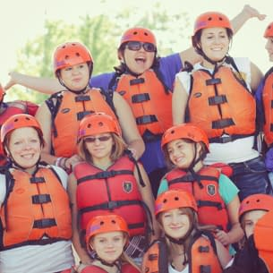 Whitewater rafting deals for groups with Echo Canyon River Expeditions
