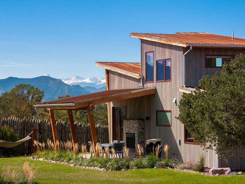cabin rentals at Echo Canyon