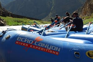 Commercial Rafting on the Arkansas River