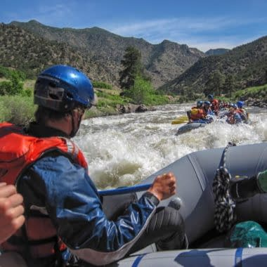 Guide Training at Echo Canyon