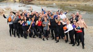 group raft trip