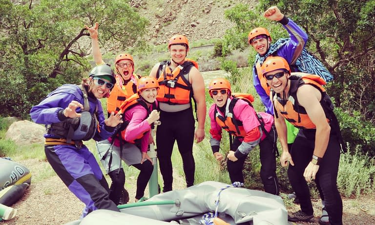 Ready for Action - Echo Canyon's Signature Team Building Experience - Battle of the Bighorn