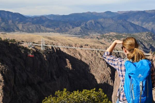 sightseeing near Royal Gorge