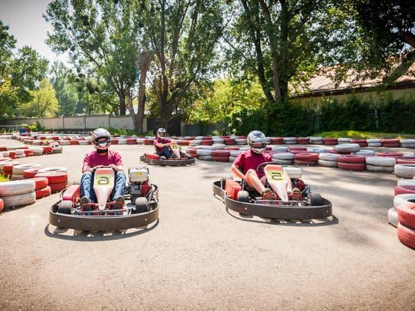 go-cart family fun