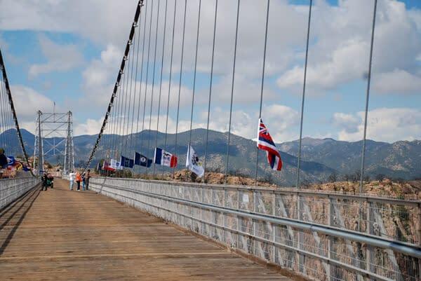 Royal Gorge Bridge attraction