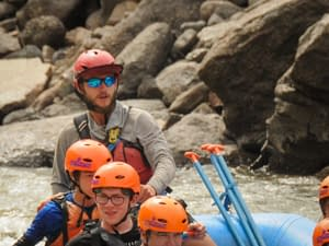 Raft Guide TJ