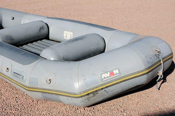 14 foot Avon raft for sale - McCloud-02