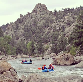 Multi-Day Rafting