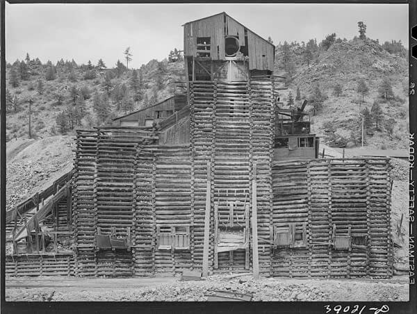 Historic Mine photo