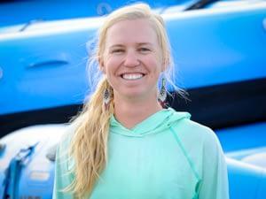 Raft Guide Chloe