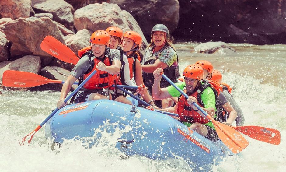 Rafting Royal Gorge