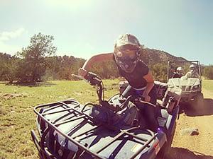 Raft-and-ATV