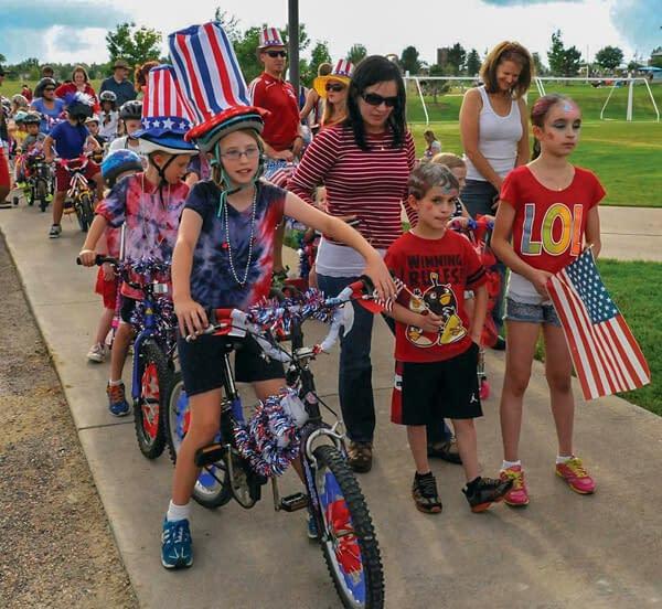 Great American Picnic Bike Parade