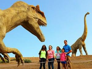 Royal Gorge Dinosaur Experience Wild Walk