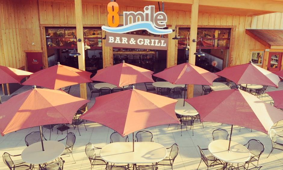 8 Mile Bar & Grill at Echo Canyon