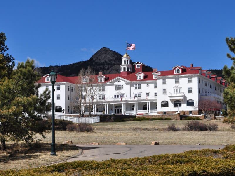 Stanley Hotel in Estes Park