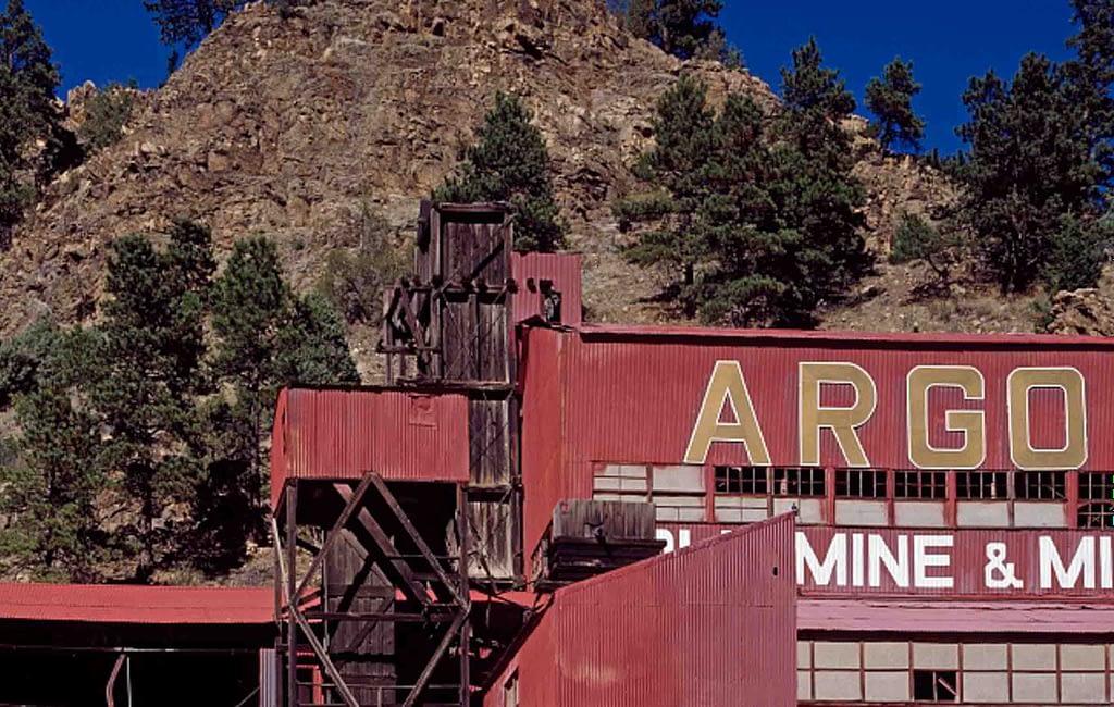 Argo Mine Clear Creek County
