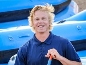 Raft Guide Dillon