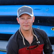Raft Guide Trevor