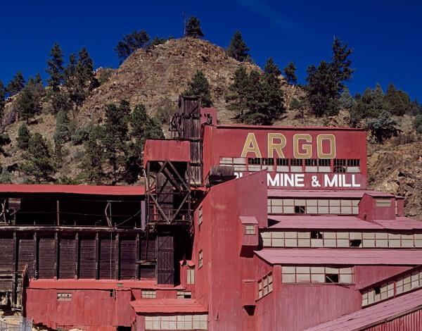 Argo Mine
