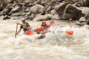 Royal Gorge Rafting, whitewater rafting, white water rafting