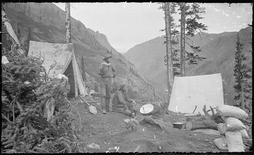 Miners in Colorado
