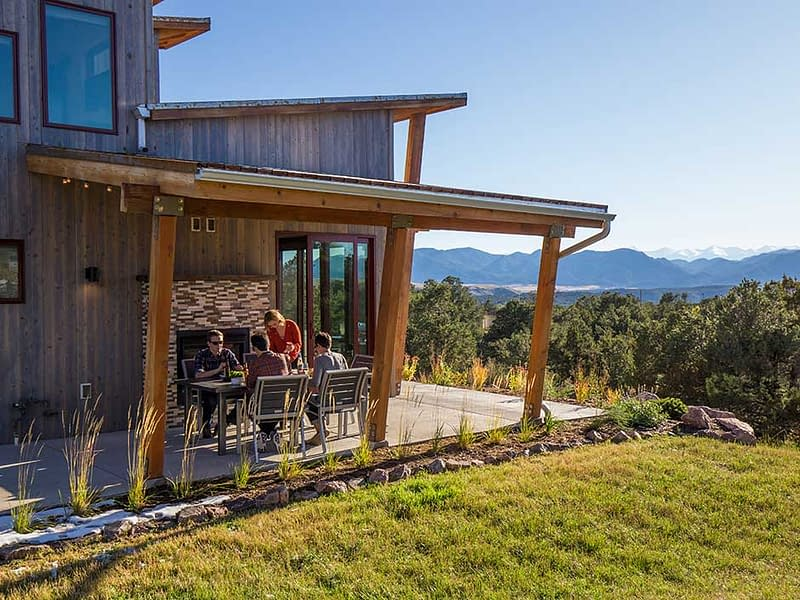 Luxury cabin rentals near the Royal Gorge
