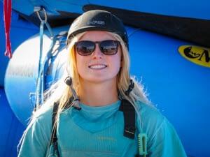 Raft Guide Lindsey
