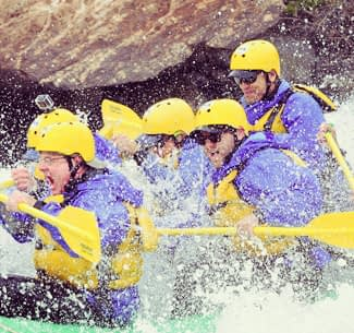 The Numbers Rafting