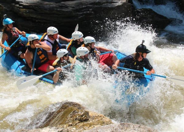 Section IV of the Chattooga River