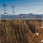 Royal Gorge Bridge Zipline Ride