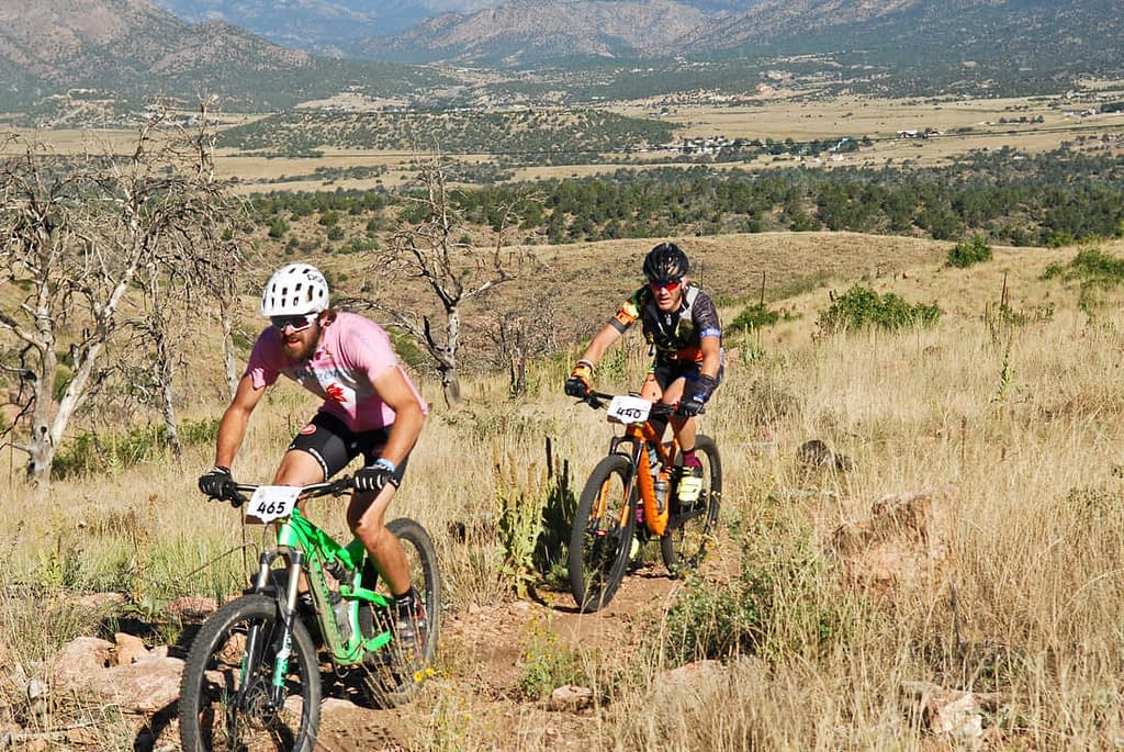 Royal Gorge Park Trails mountain biking