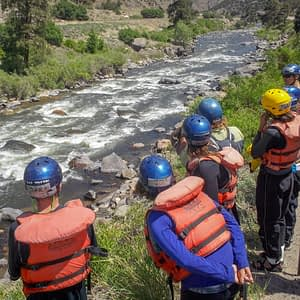 Guides in training learning water dynamics