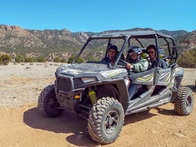 atv tour packages
