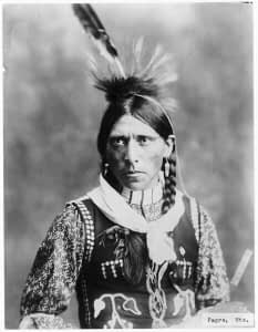 Ute Tribe Photo