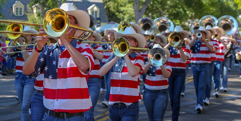 Greeley Stampede Parade