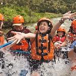 whitewater rafting water flows Arkansas river
